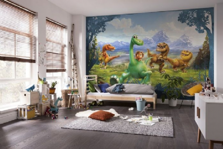 The Good Dinosaur wall mural wallpaper